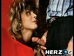 Hairy Retro Ladies Love Getting A Big Dick Inside