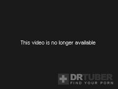 Horny Schoolgirl Stripteases For Lucky Guy