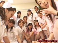 Asian Nurses Enjoy Sex On Top Part5