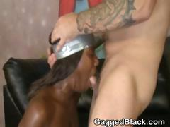 very-rough-face-fucking-for-dirty-black-slut-on-her-knees