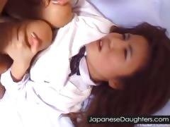 Japanese Daughter Ass Pounding